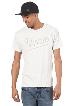 NIXON Monroe S/S T-Shirt white
