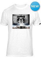 NIXON Noise Photo S/S T-Shirt white