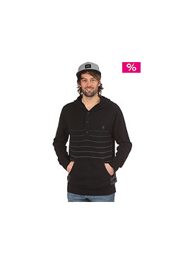 NIXON Nooner Pullover Hooded Sweat black fade