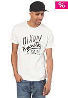 NIXON Oscar S/S T-Shirt white