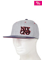 NIXON Philly Flexfit Cap navy heather