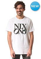 NIXON Philly Too S/S T-Shirt white