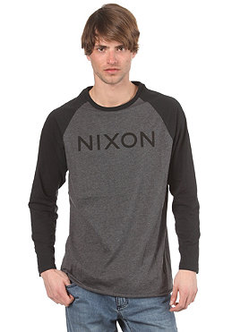 NIXON Powers L/S Shirt black