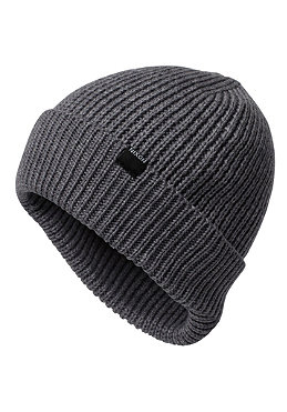 NIXON Regain Beanie charcoal heather
