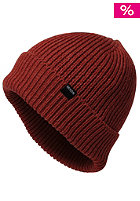 NIXON Regain Beanie red pepper