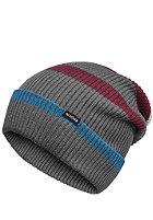 NIXON Relic Beanie charcoal multi stripe
