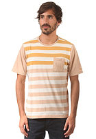 NIXON Ripley Knit S/S T-Shirt sage