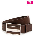NIXON Rotolog Belt dark wood