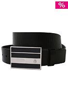 NIXON Rotolog Leather Belt black