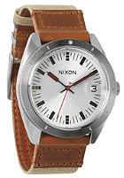NIXON Rover II sand/saddle