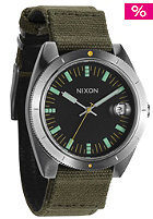 NIXON Rover Watch surplus/black