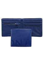 NIXON Rubber Fuller Bi-Fol Wallet navy