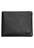 NIXON Satellite Big Bill B Wallet all black