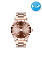 NIXON Sentry 38 SS all rose gold