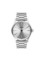 NIXON Sentry 38 SS all silver