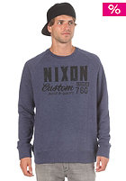 NIXON Series Crew Sweatshirt built