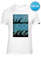 NIXON Shadows S/S T-Shirt white