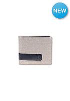 NIXON Showdown Bi-Fold Zip Wallet khaki heather