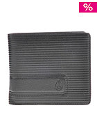 NIXON Showdown Wallet black fine stripe