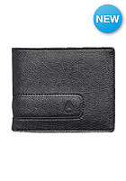 NIXON Showout Bi-Fold Snap Coin Black
