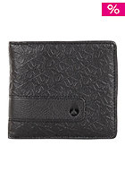 NIXON Showtime Bi-Fold Zip Wallet philly black