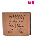 NIXON Sketch Bi-Fold Wallet aged brown