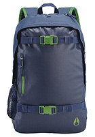 NIXON Smith Skatepack II Backpack faded navy