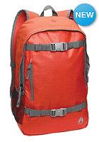 NIXON Smith Skatepack II Backpack red pepper / charcoal