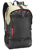NIXON Smith Skatepack II Backpack woodland camo