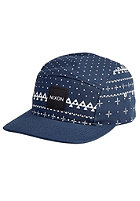 NIXON Snapper 5 Panel Cap guardsmen navy