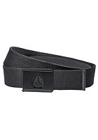 NIXON Spy Belt black / anthracite