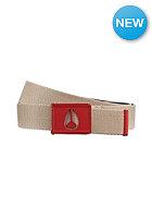 NIXON Spy Belt khaki