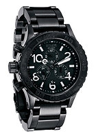 NIXON The 42-20 Chrono all black