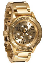 NIXON The 42-20 Chrono all gold