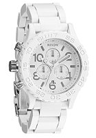 NIXON The 42-20 Chrono all white/silve
