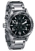 NIXON The 42-20 Chrono black