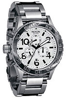 NIXON The 42-20 Chrono white