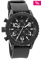 NIXON The 42-20 PU Chrono all black