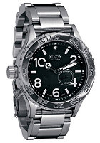 NIXON The 42-20 Tide black