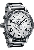 NIXON The 51-30 Chrono white