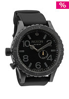 NIXON The 51-30 PU allgnmtl/black