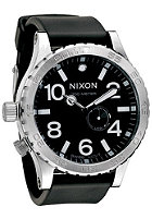 NIXON The 51-30 PU black
