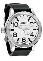 NIXON The 51-30 PU white
