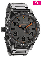 NIXON The 51-30 steel gray