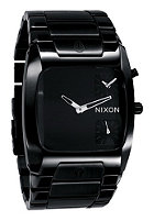 NIXON The Banks all black