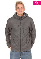 NIXON The Cap Jacket iron heather