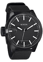NIXON The Chronicle all black