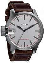 NIXON The Chronicle silver/brown