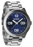 NIXON The Corporal SS blue sunray