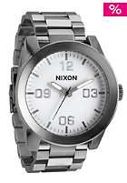 NIXON The Corporal SS white